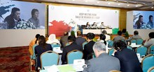 Speaker of the Parliament of Mongolia M.Enkhbold chairs the Asia-Pacific Group meeting