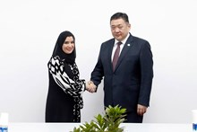 Amal Al Qubaisi: We highly value Mr. M.Enkhbold's efforts to broadening fruitful bilateral cooperation between the UAE and Mongolia