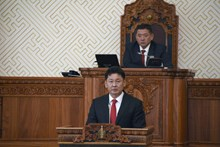New Cabinet headed by U.Khurelsukh, the 30th Prime Minister of Mongolia, is formed