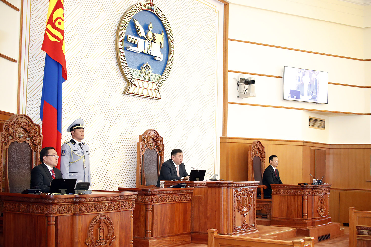 2017 spring session of the State Great Hural (Parliament) of
